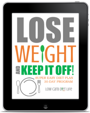 Lose Weight And Keep It Off Cover