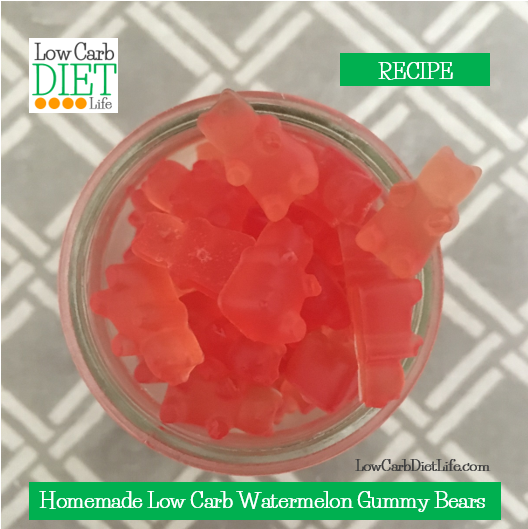 Watermelon Gummy Bears