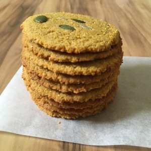 Low Carb Pumpkin Cookies