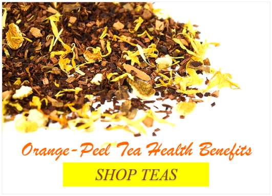 Orange Peel Tea Health Benefits