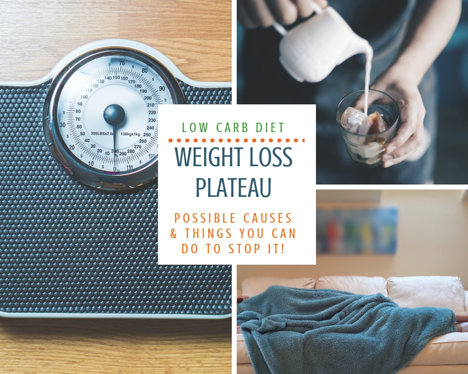 Low Carb Diet Weight Loss Plateau: Possible Causes & Things You Can Do to Stop It!