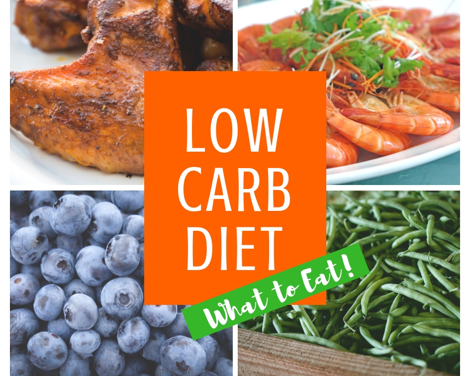 Low Carb Diet – What to Eat?!