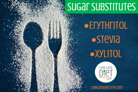 Low Carb Sugar Substitute