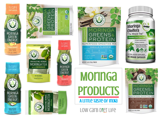 Moringa Products – A Little Taste of India!