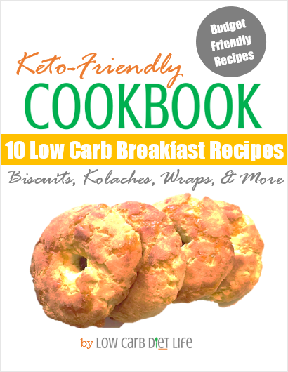 Keto-Friendly Low Carb Breakfast Cookbook – Low Carb Diet Life
