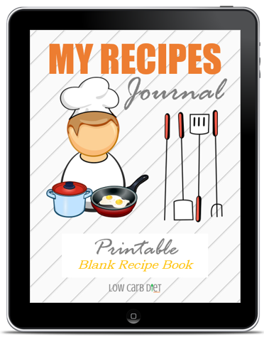 My Recipes Journal - Man With Pot (Cover)