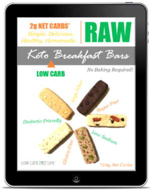 Keto Breakfast Bars
