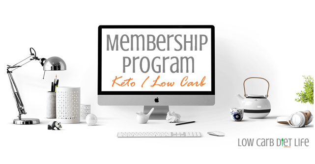 Low Carb Diet Life Membership Program