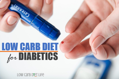 Low Carb Diet For Diabetics