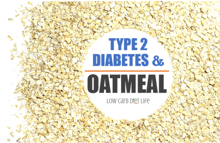 Oatmeal and Type 2 Diabetes Graphic