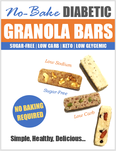 Granola Bars For Diabetics Recipe Book