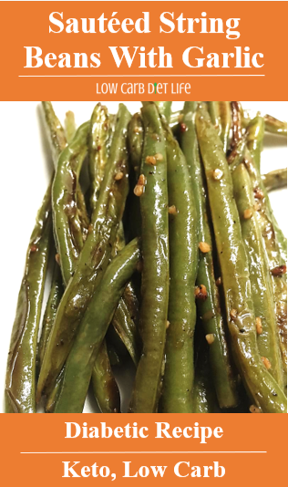 Sauteed String Beans With Garlic Recipe