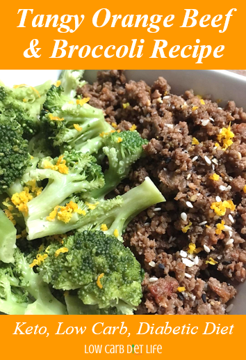 Orange Beef and Broccoli Recipe