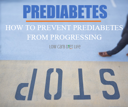 How to Prevent Prediabetes from Progressing